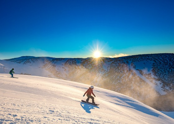 Take a mid-week getaway to Hotham!